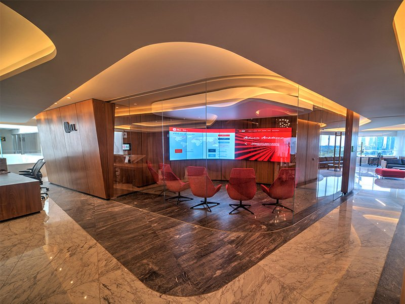 JLL Mexico office